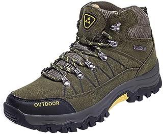 comprar comparacion Zapatillas De Senderismo Hombres Impermeables Al Aire Libre Zapatillas De Trekking Antideslizantes Zapatos Deportivos