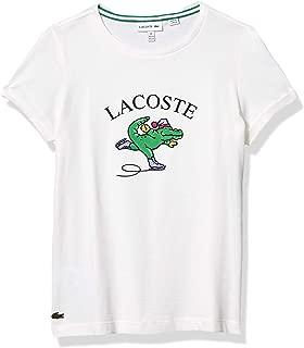Lacoste Girls Winter Croc T-Shirt