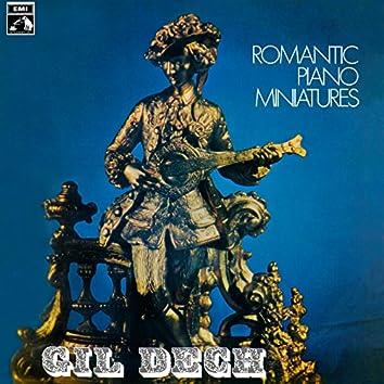 Romantic Piano Miniatures