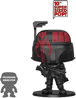 Star Wars Funko POP Futura x Funko - 10 Boba Fett (Black) Exclusive