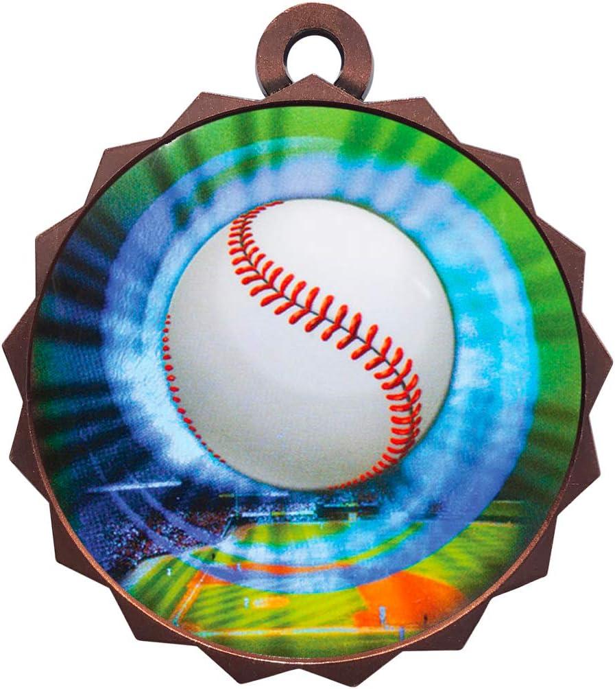 free Express Medals 1 to 50 Packs Bronze Award Super Special SALE held Medal Baseball Trophy