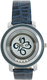 Charisma Casual Watch for WomenLeather B and, Analog, C5444