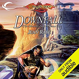 Downfall     Dragonlance: Dhamon Saga, Book 1              By:                                                                                                                                 Jean Rabe                               Narrated by:                                                                                                                                 Sam Riegel                      Length: 11 hrs and 35 mins     Not rated yet     Overall 0.0
