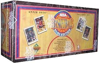 1991-92 Upper Deck Basketball Factory Sealed 500 Card Set Premier Edition!