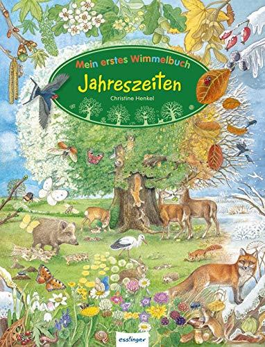 Mein erstes Wimmelbuch – Jahreszeiten