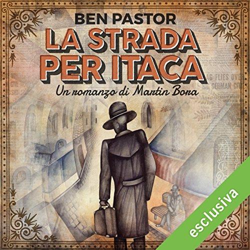 La strada per Itaca audiobook cover art