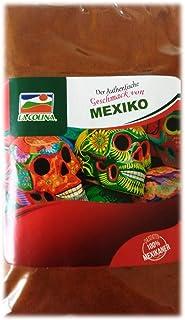 Cascabel Chilipulver 100g   Capsicum annum   Der authentische Geschmack Mexikos