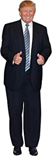 Aahs Engraving President Donald Trump Life Size Carboard Stand Up