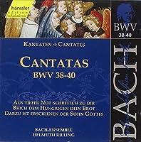 Bach Cantatas BWV 38-40 (1999-07-13)