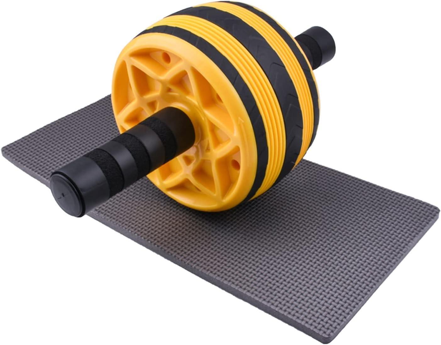 ELAUK Exercise Wheels AB Roller Wheel Machine Abdominal Exercise
