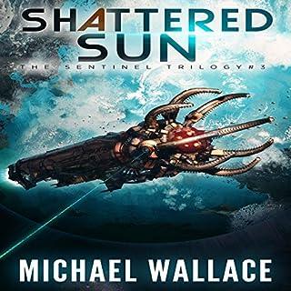 Shattered Sun audiobook cover art