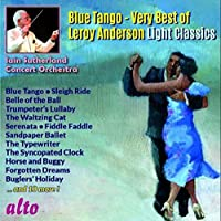 Anderson: Blue Tango