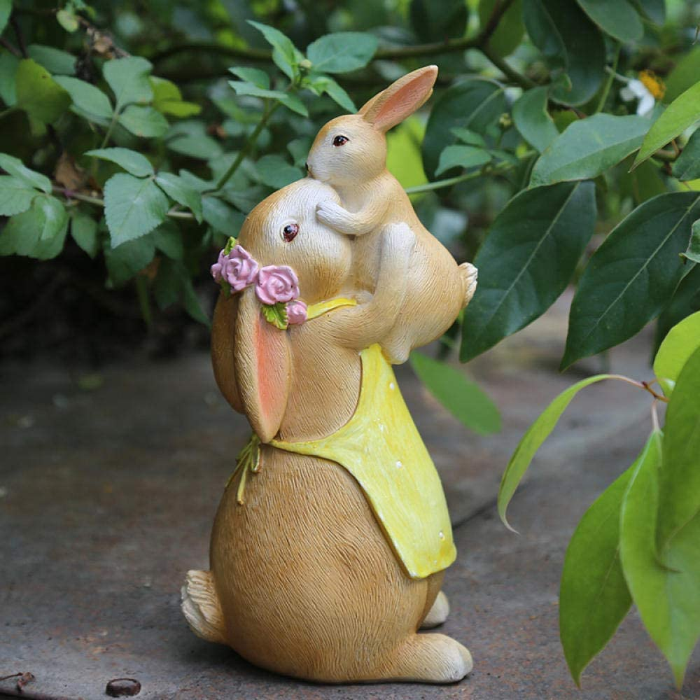 ZQQQC Directly managed Popular products store Sculpture Statue Collectible Simulation Figurines Pastoral
