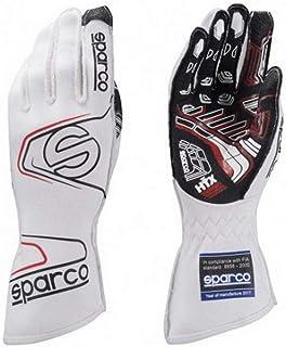 SPARCO 00130911BI Pfeil Evo Handschuhe Rg 7 Größe 11 Wh