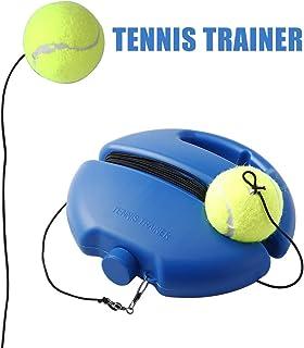 ISWAKI Tennis Trainer Tennis Equipment Practice Training Tool Sport Exercise Blue