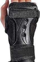 HelloCreate 1 paar polsbeschermers ondersteuning verstelbare beschermende uitrusting handschoen hand polsbeschermer voor s...