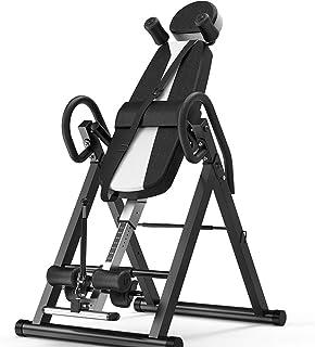 逆さマシン 逆さぶら下がり 腹筋トレーニング 健康器 肩フレーム 安心設計 メーカー保証ブラック
