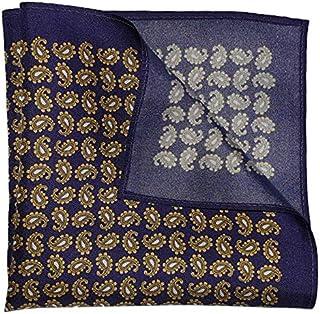Paisley Delight Silk Pocket Square