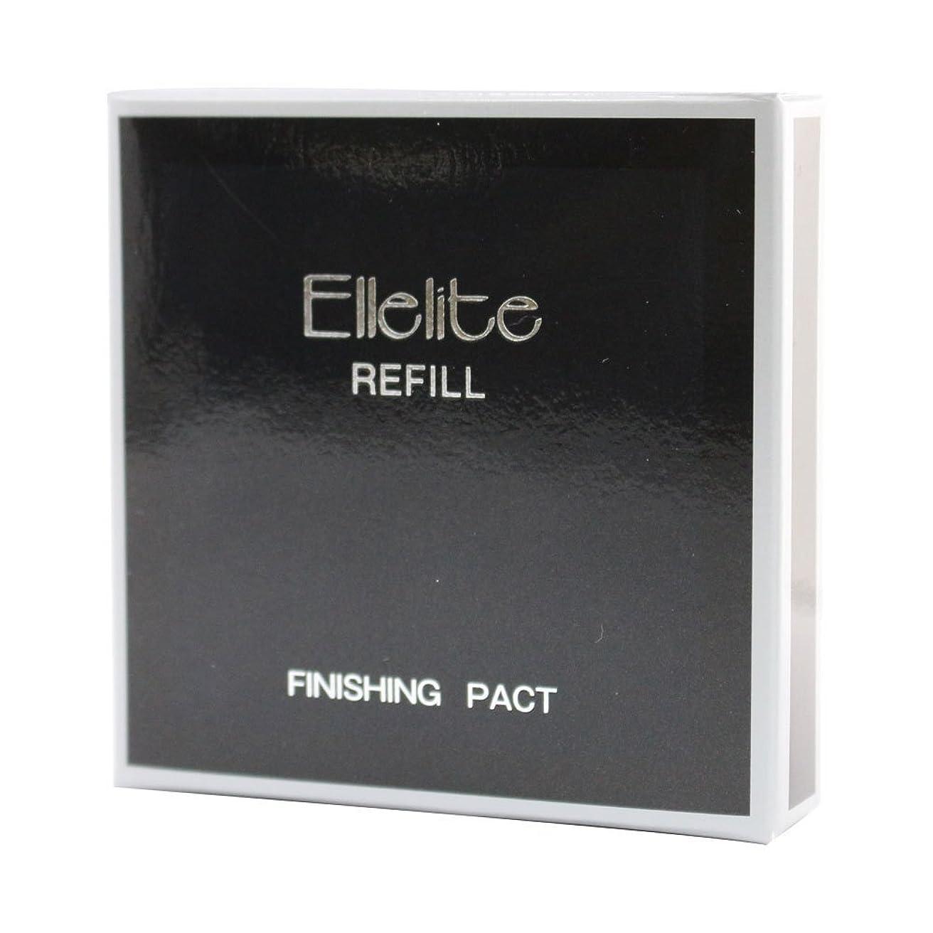 誠実高架アフリカ人ジュポン化粧品 エルエリートフィニッシングパクト 詰め替え 11g
