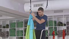 Amazon.com : YOGABODY Naturals Yoga Trapeze [Official ...
