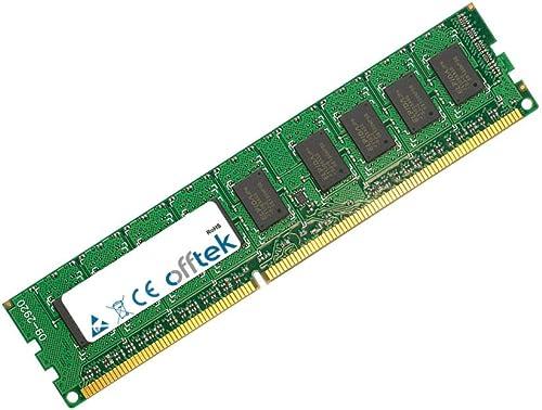 OFFTEK 8Go Mémoire RAM de Remplacement pour HP-Compaq ProLiant MicroServer Gen8 G1610T (DDR3-12800 - ECC) mémoire de ...