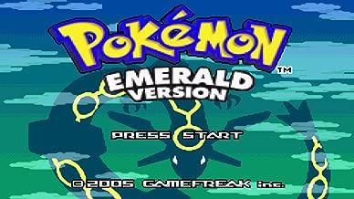 Nintendo Game Boy Advance Pokemon Emerald Version Cartridge Only Ash Ketchum