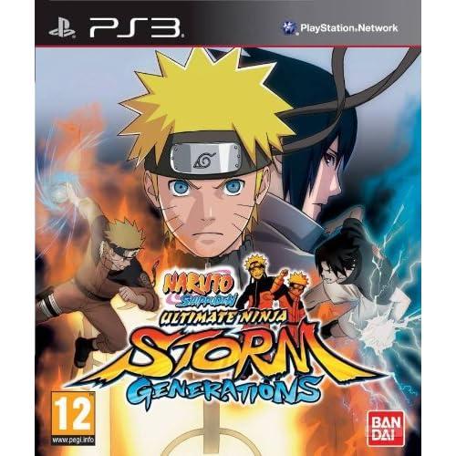 Naruto Suns Generations: Amazon.es: Videojuegos