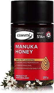 Comvita Certified UMF 15+ (MGO 514+) Raw Manuka Honey I New Zealand's #1 Manuka Brand I Super Premium Grade | Non-GMO Supe...