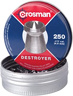 Crosman Pointed/Dish Pellets 250 ct DS177