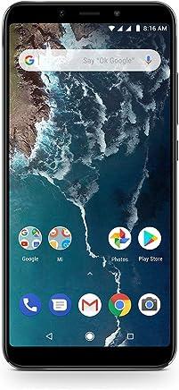 Xiaomi Mi A2 Smartphone Dual Sim da 64 GB, Nero [Italia]