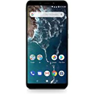 Xiaomi Mi A2 64GB + 4GB RAM, Dual Camera, LTE AndroidOne Smartphone - International Global...