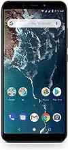 Xiaomi Mi A2 64GB + 4GB RAM, Dual Camera, LTE AndroidOne Smartphone (Black)