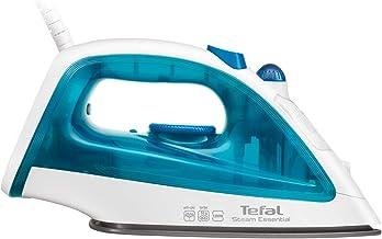 Tefal Essential Steam Iron, Blue - FV1026M0