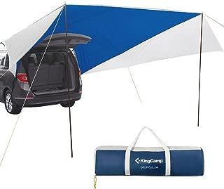 teardrop trailer awning