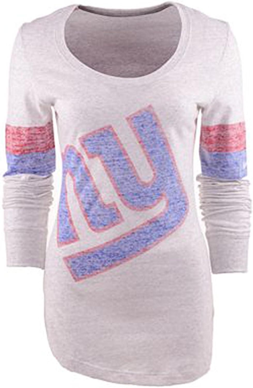 Nike Women's LongSleeve York Giants TShirt