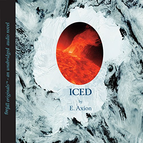 Iced audiobook cover art