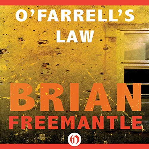 O'Farrell's Law audiobook cover art
