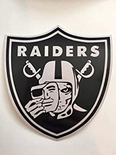 las vegas raiders decals