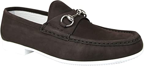 Gucci Moccasin Suede Horsebit Loafer 337060 BHO00