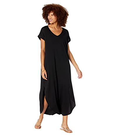 bobi Los Angeles Supreme Jersey Tee Maxi Dress
