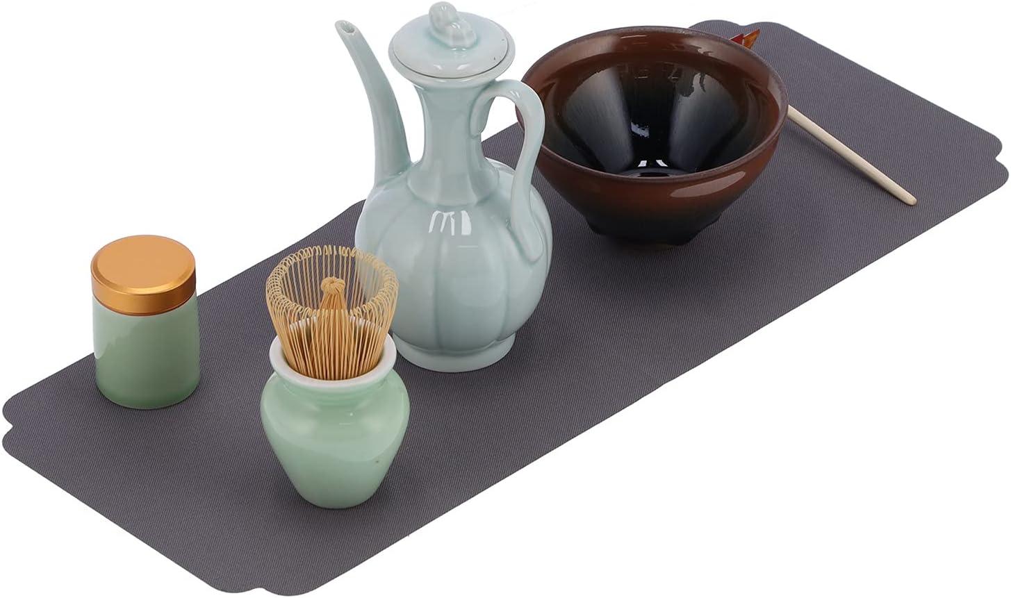 Eulbevoli Matcha Tea Set Whisk Bowl Classic Caddy New popularity