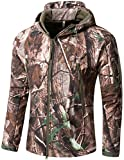 CAMO COLL Men's Outdoor Soft Shell...