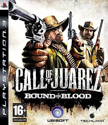Sony Call of Juarez: Bound in Blood, PS3 Básico PlayStation 3 vídeo - Juego (PS3, PlayStation 3, Shooter, Modo multijugador, T (Teen))