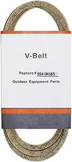 Parts Club Replacement Drive Belt Fits Cub Cadet MTD LT1042 LT1045 LT1046 LT1050 Replaces 954-04165 754-04165 1/2