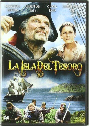 La Isla Del Tesoro [DVD]