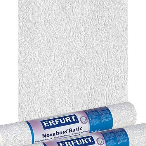 ERFURT Novaboss Basic Papierprägetapete 237