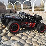 XHCP 2.4Ghz Control Remoto Rock Crawler Monster Truck, 1:10 Gigante de Alta Velocidad 4WD Radio Conrtolled Offroad RC Car Electronic RC RTR Hobby Cross-Country Car Buggy