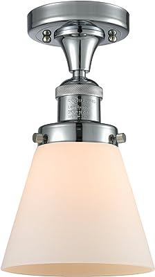 Innovations Lighting 517-1CH-PC-G61 One Light Semi Flush Mount Innovations