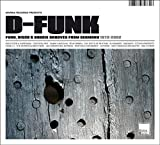 D-FUNK - Funk, Disco & Boogie Grooves From Germany 1972-2002 [Vinyl LP] - Various