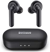 Best Wireless Earbuds Active Noise Cancelling, Boltune Bluetooth Earbuds with 4 Mics Noise Reduction, Enhanced Deep Bass, IPX8 Waterproof, 30Hrs ANC Earbuds, USB-C Quick Charging Case, Smart Touch Control Review